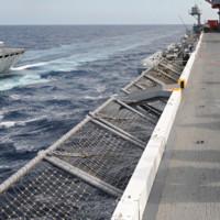 Stainless Steel Flight Deck Nets