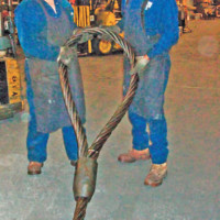 Large Wire Rope Slings