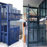 D Series Hydraulic Vertical Lifts