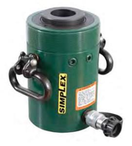 RC-Series Steel Cylinders