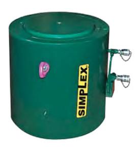 RDA-Series Steel Cylinders