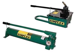 P-Series Hand Pumps & Accessories: Heavy Duty Steel
