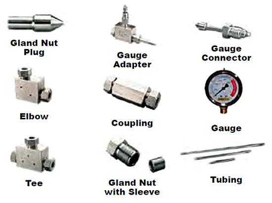 P-Series Hand Pump Accessories