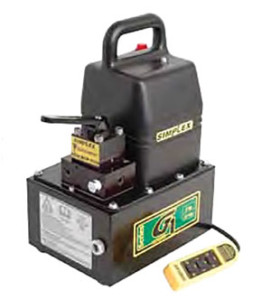 G1-Series Electric Power Pumps