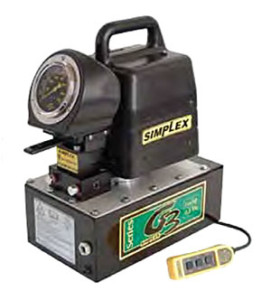 G3-Series Electric Power Pumps