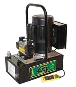 G4-Series Electric Power Pumps