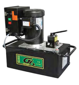 G6-Series Electric Power Pumps