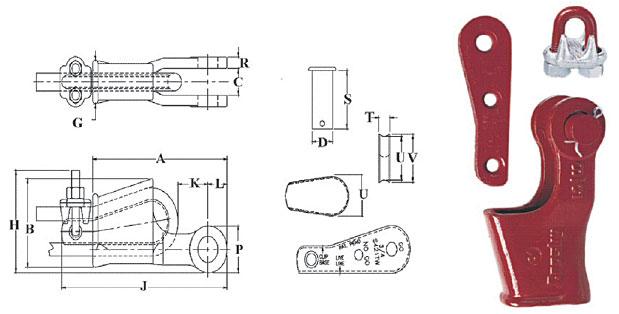 S-421T Wedge Socket