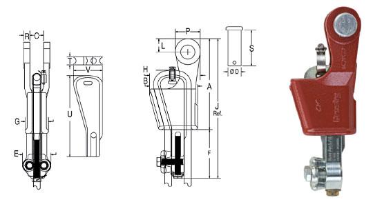 S-423T Super Terminator™ Wedge Socket