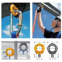 RUD Fall Protection Anchorage Points