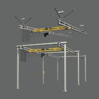 Metreel MetTrack: Enclosed Track Lifting