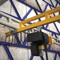 Metreel MET-TRACK: Workstation Bridge Cranes