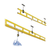 Rigid Lifelines Ceiling-Mounted Monorail