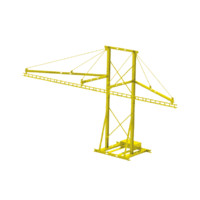 Metreel SayfTrack Reach: Rigid Rail Anchor Systems
