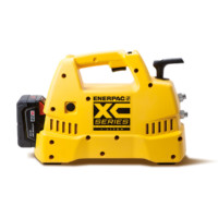 Enerpac Cordless Battery Hydraulic Pumps