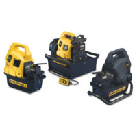 Enerpac Hydraulic Pumps and Power Units