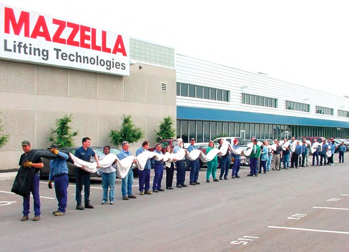 Mazzella Large Twin-Path Sling