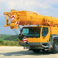 Mobile Crane Ropes