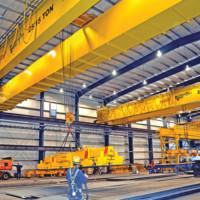 Overhead Crane Ropes
