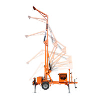 The Grabber Mobile Fall Protection System