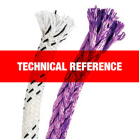 Synthetic Rope Technical Data