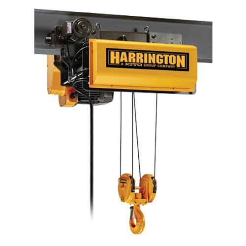 Harrington RY Series Electric Wire Rope 5-Ton Hoist