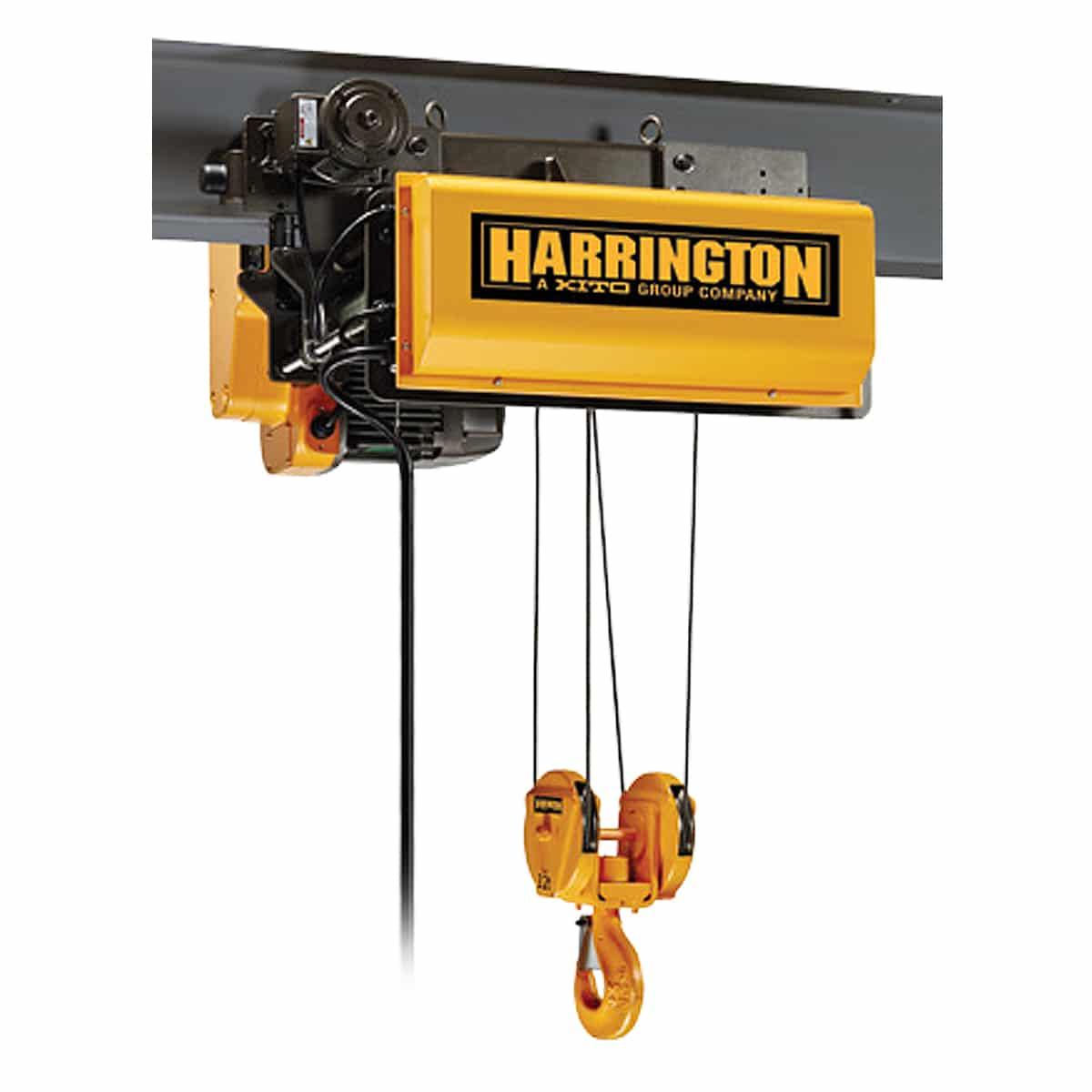Harrington RY Series Wire Rope Hoist