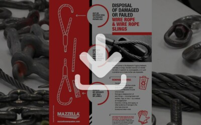 How to Dispose of Damaged Rigging Gear Guide: Resource