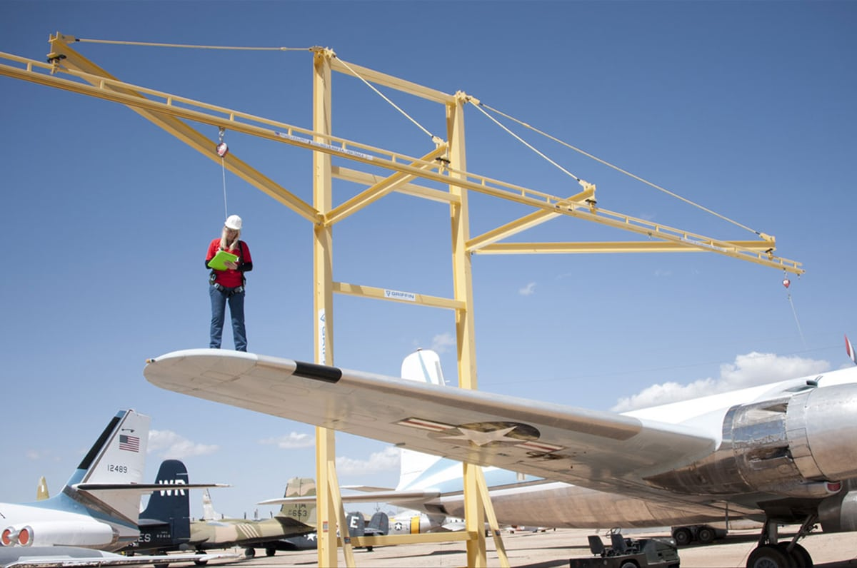 What Is a Rigid Rail Fall Protection System? Different Types & Design