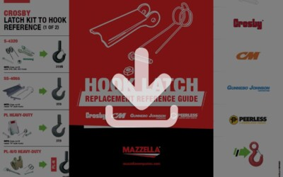 Hook Latch Replacement Cross-Reference Guide: Resource