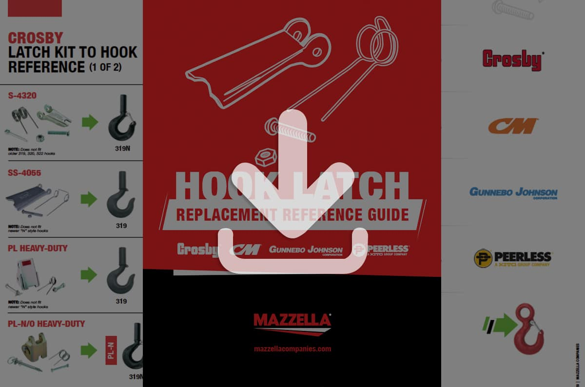Hook Latch Replacement Cross-Reference [Guide]
