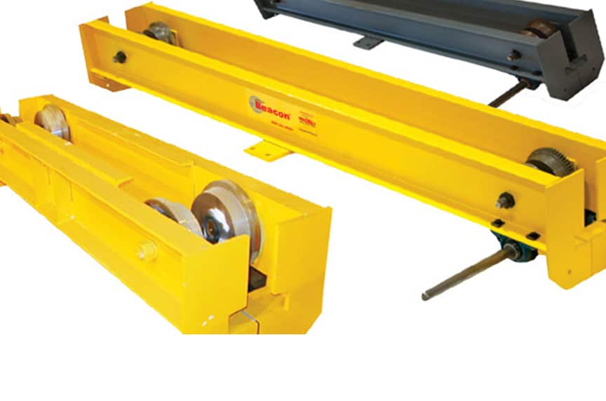 5 Common Problems with Overhead Cranes and How to Avoid Them: Crane Wheels