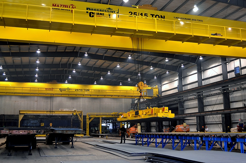 5 Common Problems with Overhead Cranes and How to Avoid Them: Overhead Crane Installation