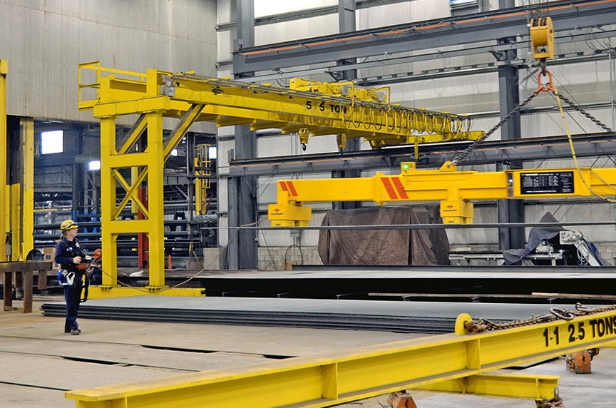 6 Signs it's Time to Upgrade & Modernize Your Overhead Crane Equipment: Controls Upgrade