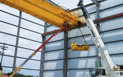6 Signs it's Time to Upgrade & Modernize Your Overhead Crane Equipment: Featured