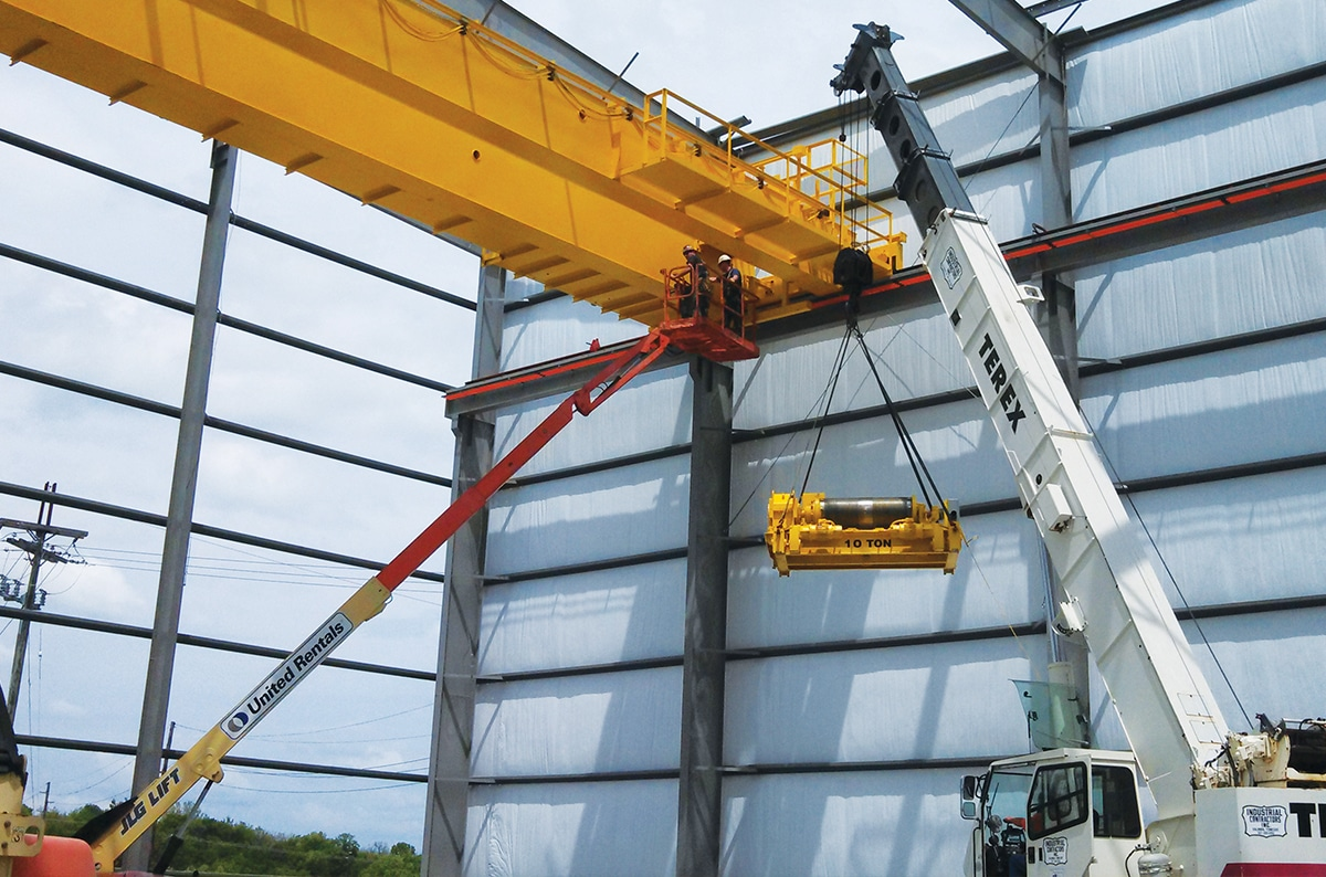 6 Signs it's Time to Upgrade and Modernize Your Overhead Crane
