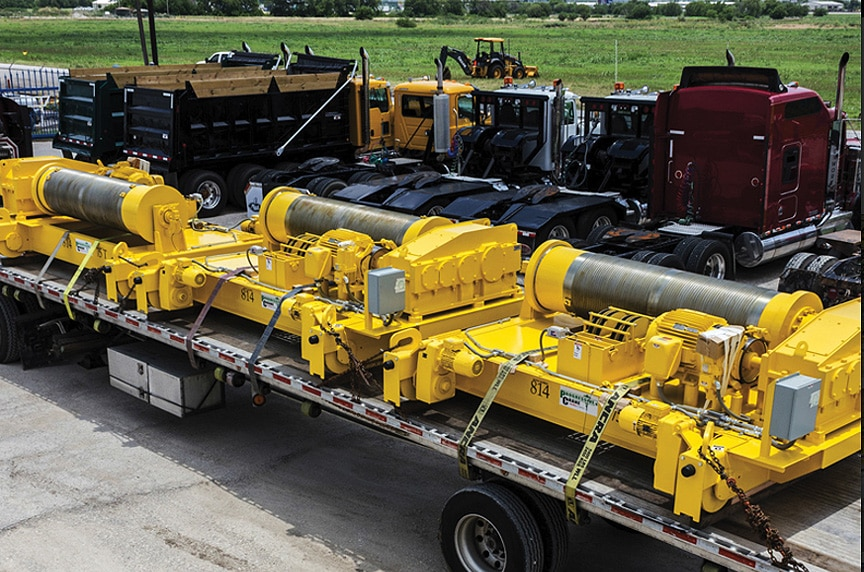 6 Signs it's Time to Upgrade & Modernize Your Overhead Crane Equipment: Built Up Hoists on Truck