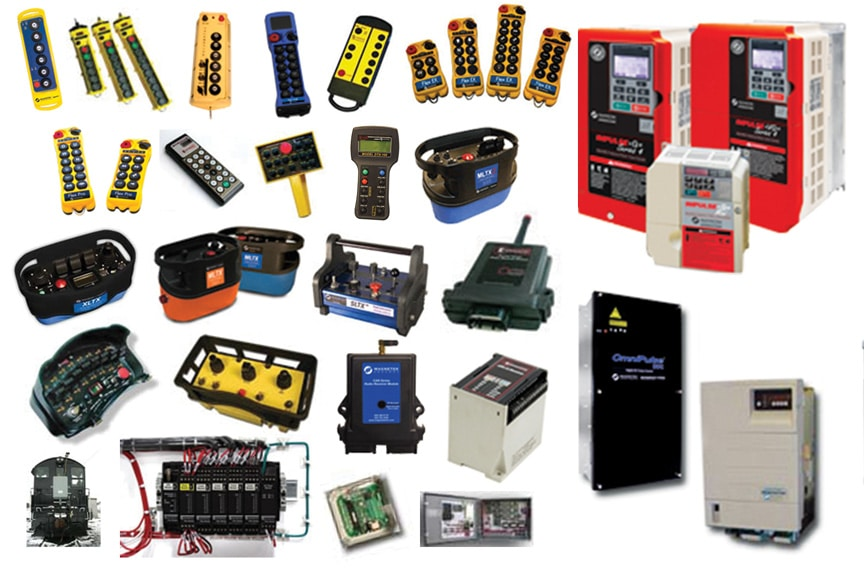 6 Signs it's Time to Upgrade & Modernize Your Overhead Crane Equipment: Radio Controls