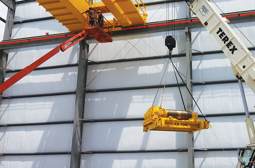 6 Signs it's Time to Upgrade & Modernize Your Overhead Crane Equipment: Hoist Upgrade