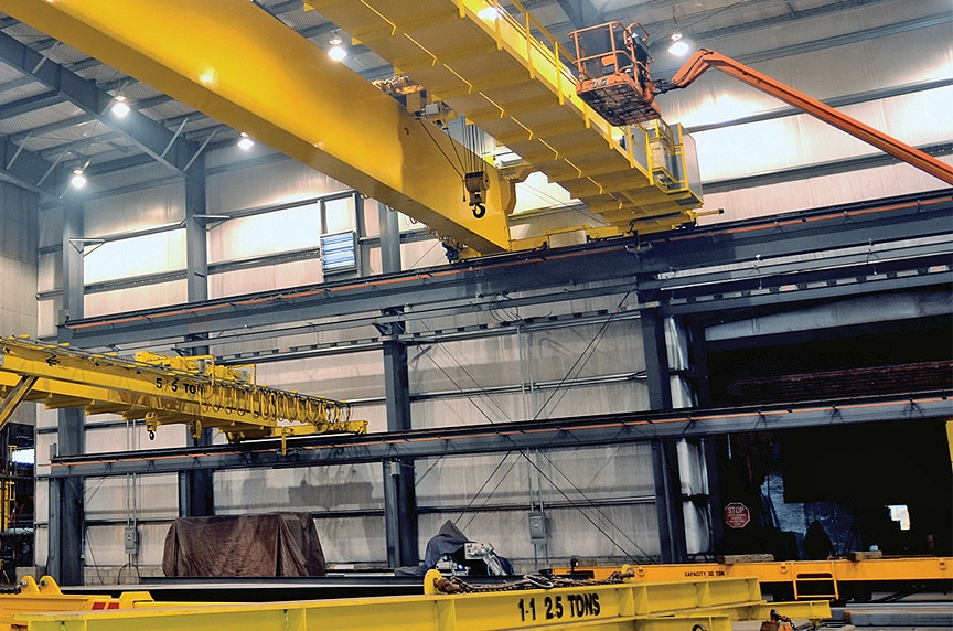 6 Signs it's Time to Upgrade & Modernize Your Overhead Crane Equipment: Runways and Structure