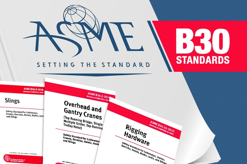 What Is the ASME B30 Safety Standard for Cranes, Hoists, and Rigging: Featured