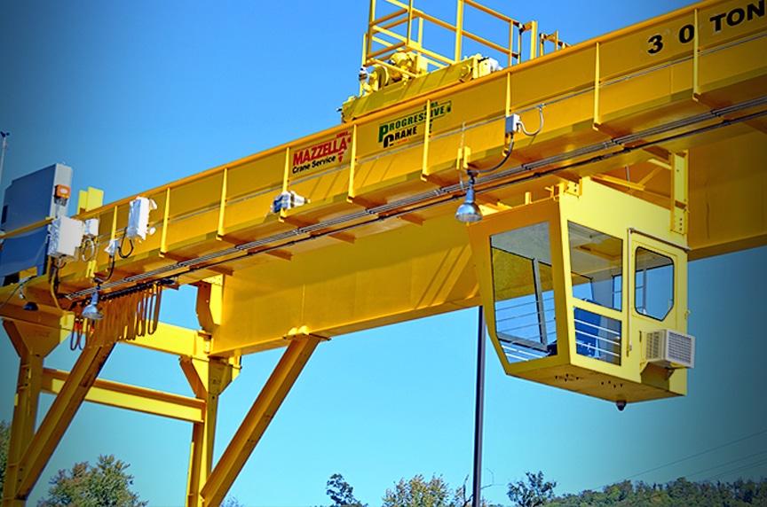 The Best Overhead Bridge Crane and Gantry Crane Manufacturers: Gantry Cranes