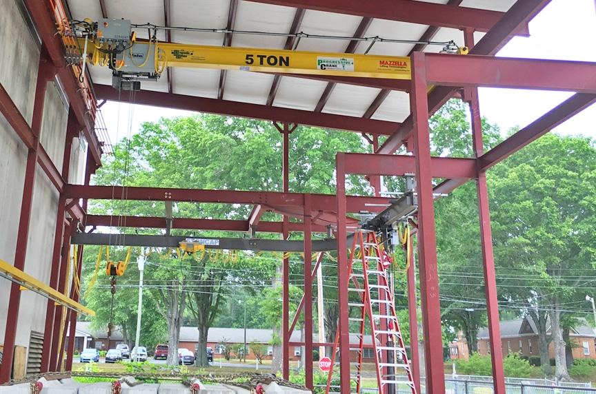 Best Overhead Crane Manufacturers In Carolinas: Crane Companies