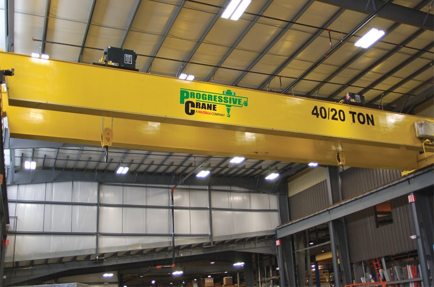 Best Overhead Crane Manufacturers In Carolinas: North and South Carolina