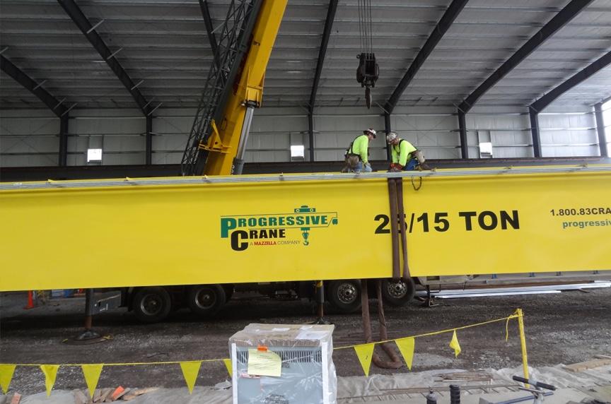 Best Overhead Crane Manufacturers In Carolinas: Installation