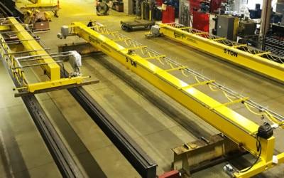 Best Overhead Crane Manufacturers In Detroit / Michigan: Featured