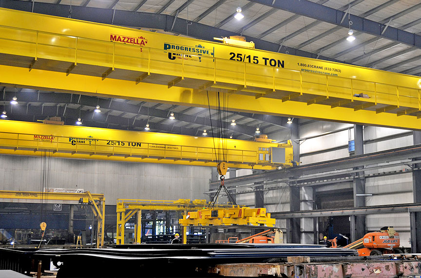 Best Overhead Crane Manufacturers In Detroit / Michigan: Progressive Crane