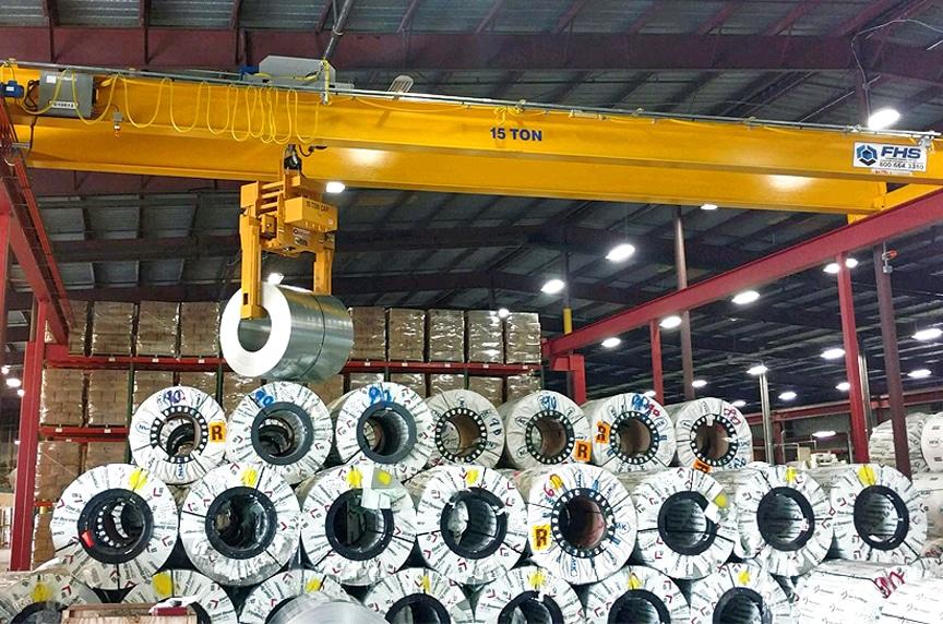 Buying New Vs. Used Overhead Crane: Engineered Crane / Duty Cycle