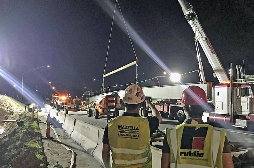 Different Types of Cranes for Construction: Mazzella Lifting Construction Cranes