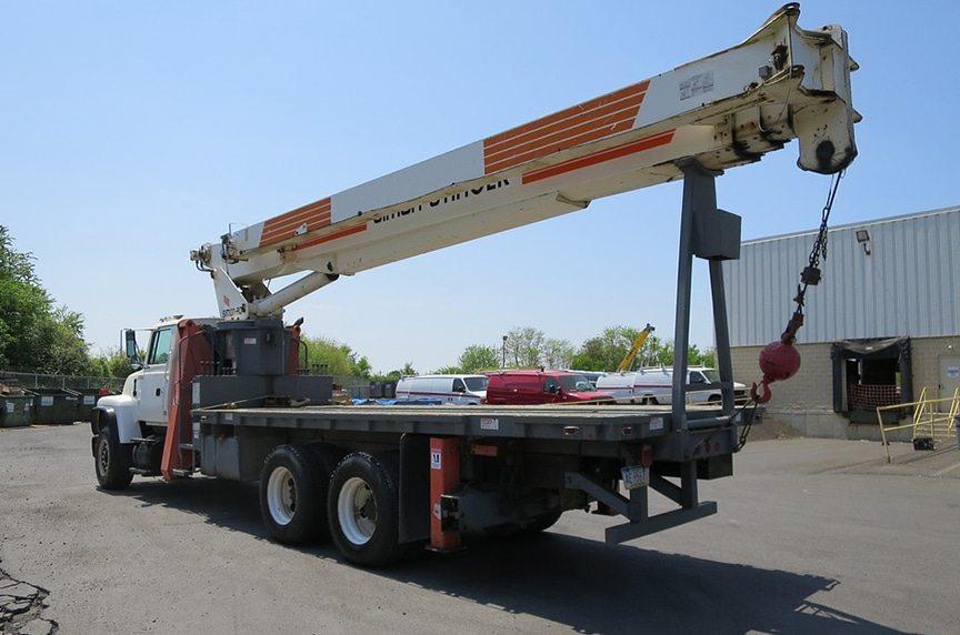 Different Types of Cranes for Construction: Truck Cranes
